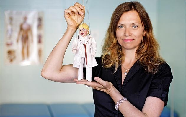 MUDr. Helena Máslová - průkopnice psychogynekologie a psychosomatické péče se