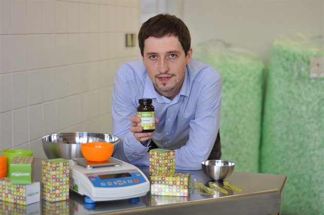 """""""Dodavatele surovin si pečlivě vybíráme,"""" říká podnikatel Tomáš Valenta."""